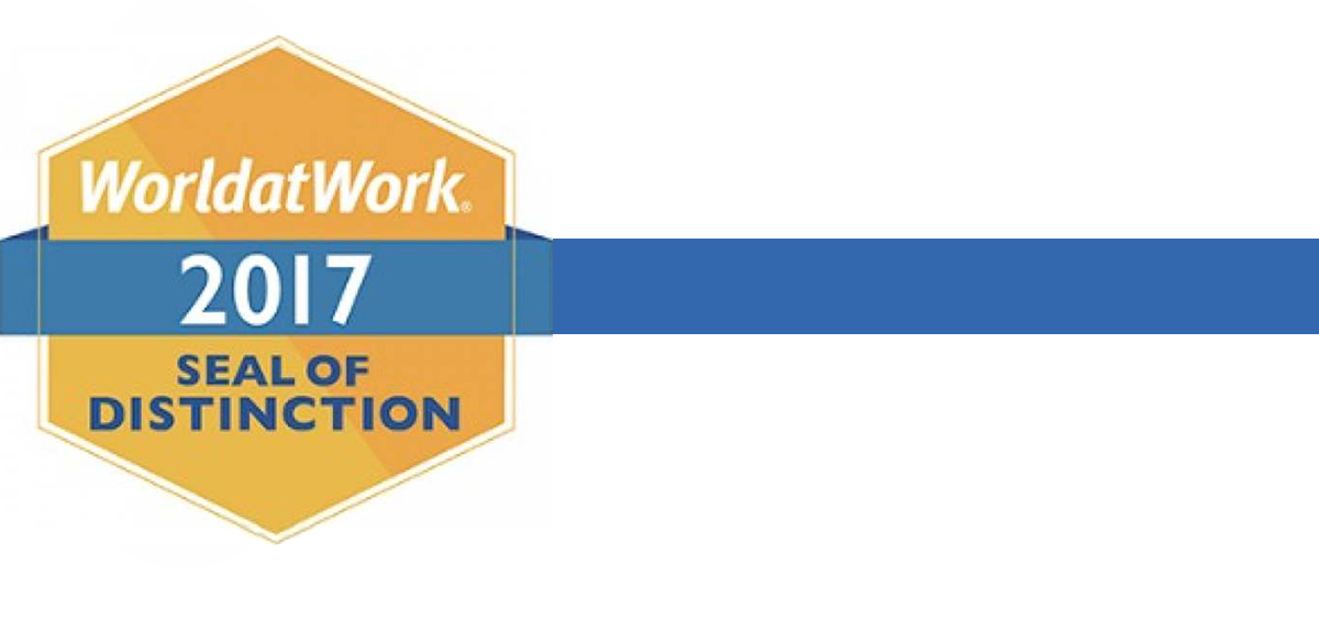 World at Work Seal of Distinction 2017
