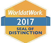World at Work 2017 Seal of Distinction